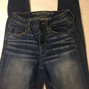 American Eagle Jeans, super skinny stretch